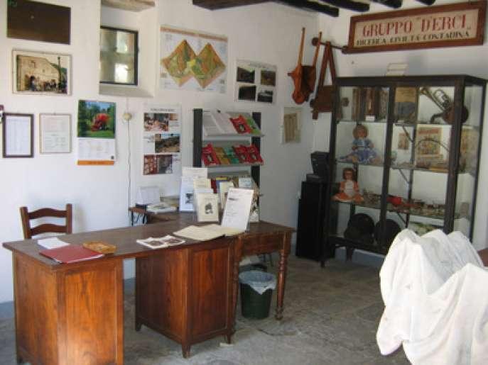 Ufficio Casa Orari : Il museo della civiltà contadina di casa d erci ufficio turismo