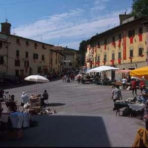 San Piero a Sieve, vista del centro
