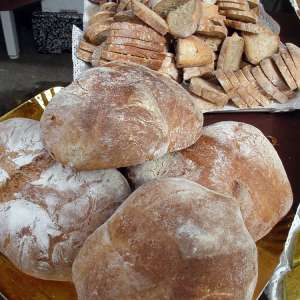 The bread of Mugello