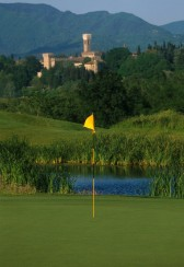 Course with Scarperia Castle